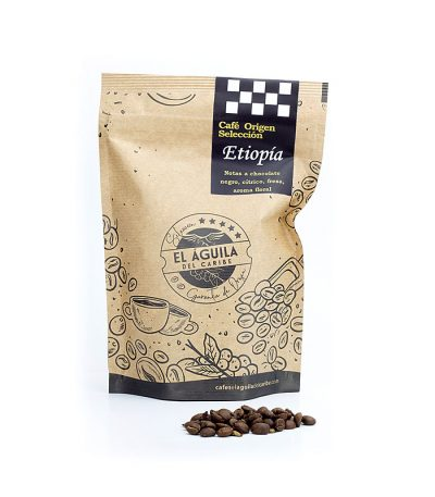 Café Origen Selección Etiopía 250 gr