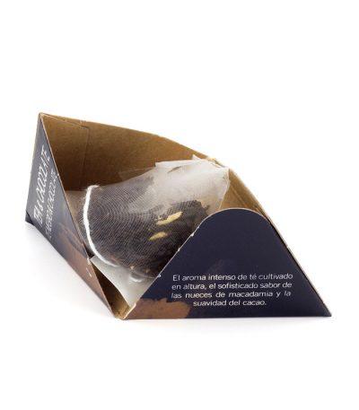 Té & Chocolate pirámide El Águila del Caribe
