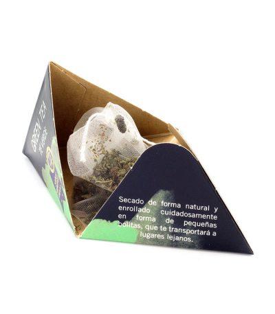 Té verde pirámide El Águila del Caribe