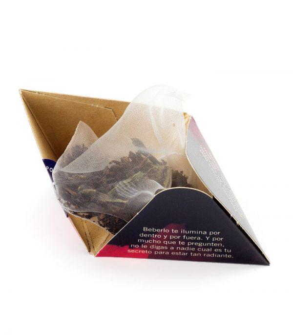 Té rojo pirámide El Águila del Caribe