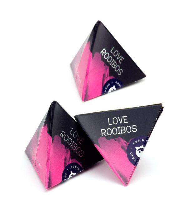 Love Rooibos pirámide El Águila del Caribe