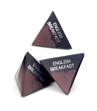 english breakfast té pirámide El Águila del Caribe