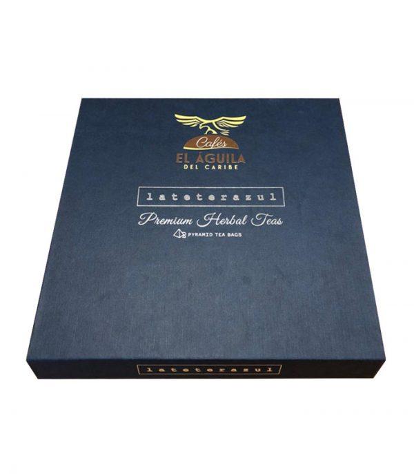 Caja Premium Herbal, Tés e infusiones - Cafés El Águila del Caribe