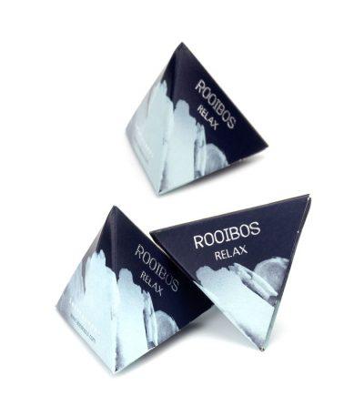 Rooibos relax pirámide El Águila del Caribe