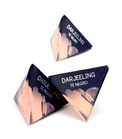 Darjeeling té pirámide El Águila del Caribe